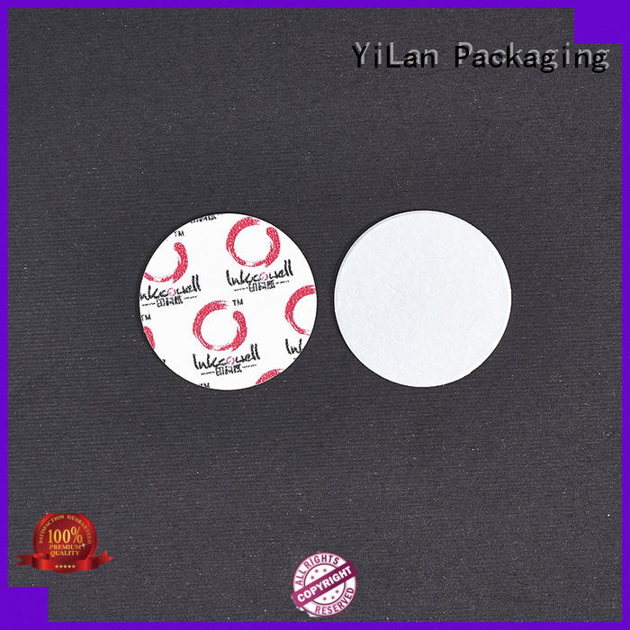 YiLan Packaging exquisite seal liner easy to open for food
