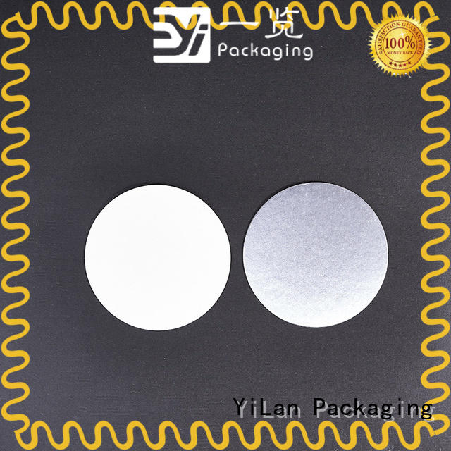 translucent seal liner adhesive with quality assurance for calcium tablet