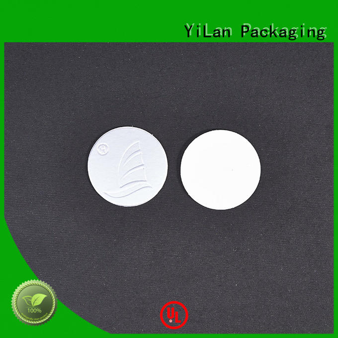 YiLan Packaging exquisite induction liner easy to open for protection