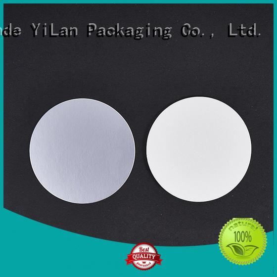 safety seal for bottles with strict quality control system for food YiLan Packaging