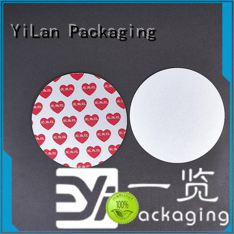 YiLan Packaging reliable induction liner with quality assurance for calcium tablet