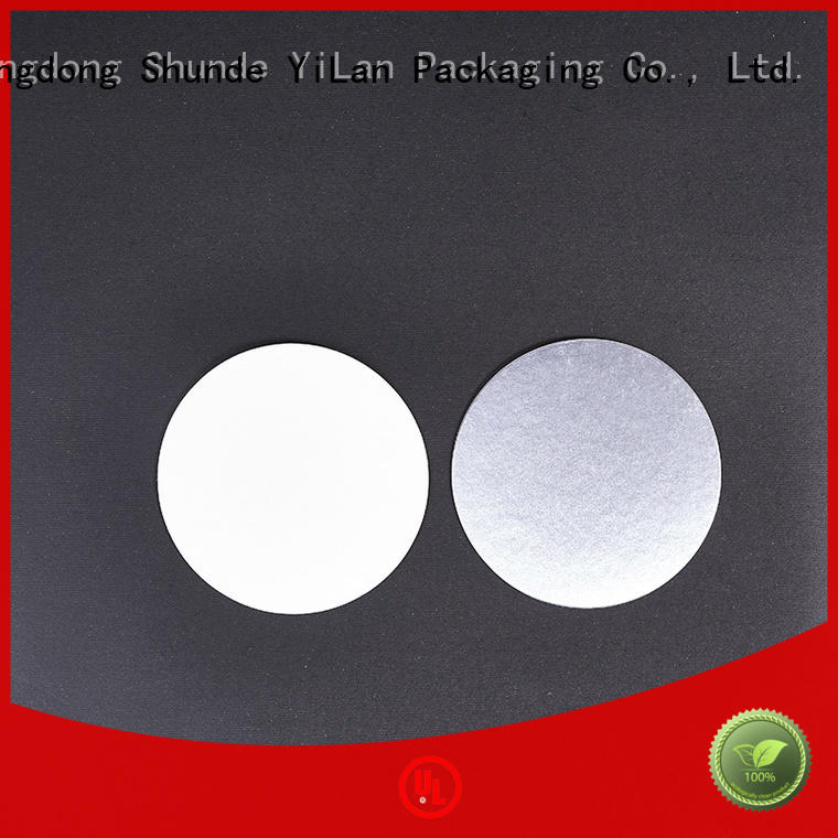 translucent induction liner color with strict quality control system for calcium tablet