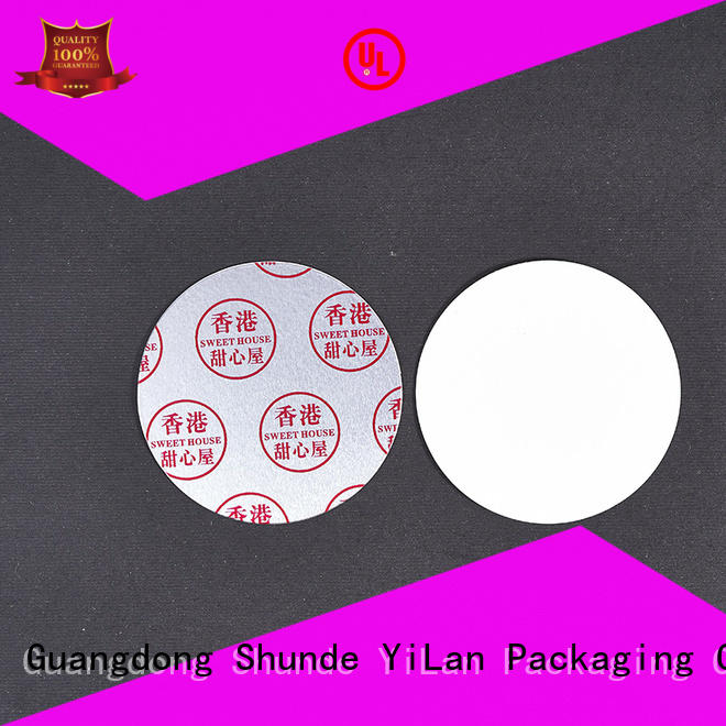 YiLan Packaging online seal liner with quality assurance for protection