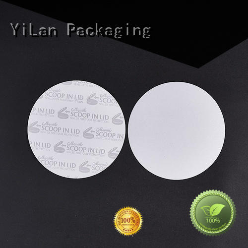 safety seal for bottles not for food YiLan Packaging