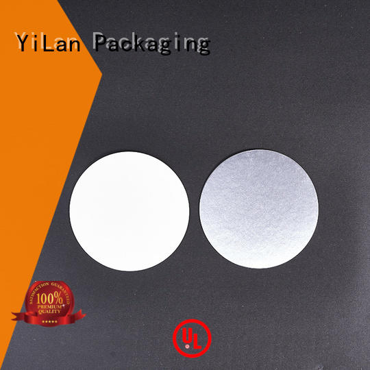 YiLan Packaging not induction liner easy to open for food