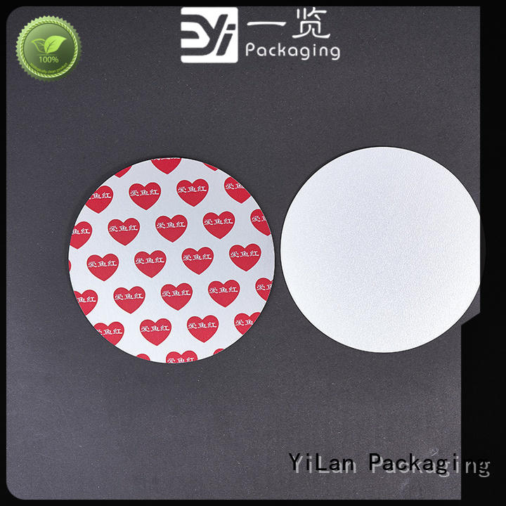 reliable induction seal liners liner easy to open for protection