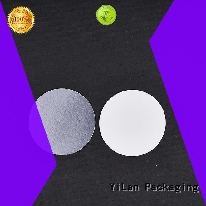 YiLan Packaging liner induction liner with strict quality control system for calcium tablet