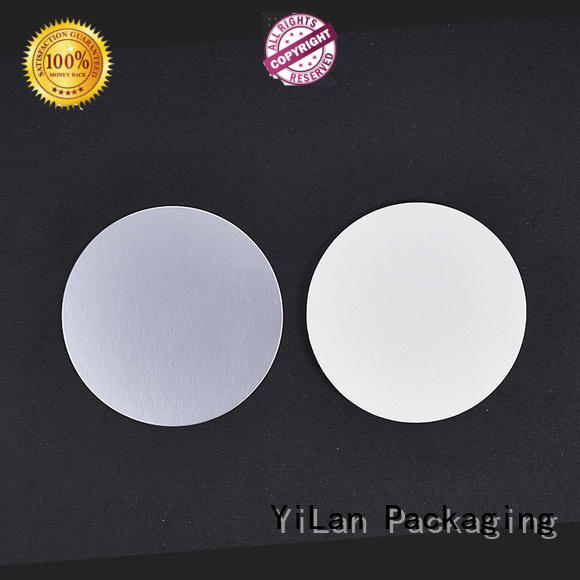 YiLan Packaging electromagnetic seal liner with quality assurance for protection