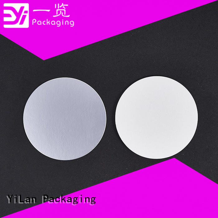 YiLan Packaging Wholesale induction seal liners for business for protection