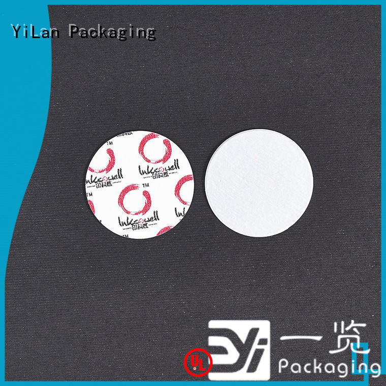 YiLan Packaging exquisite induction liner with quality assurance for food