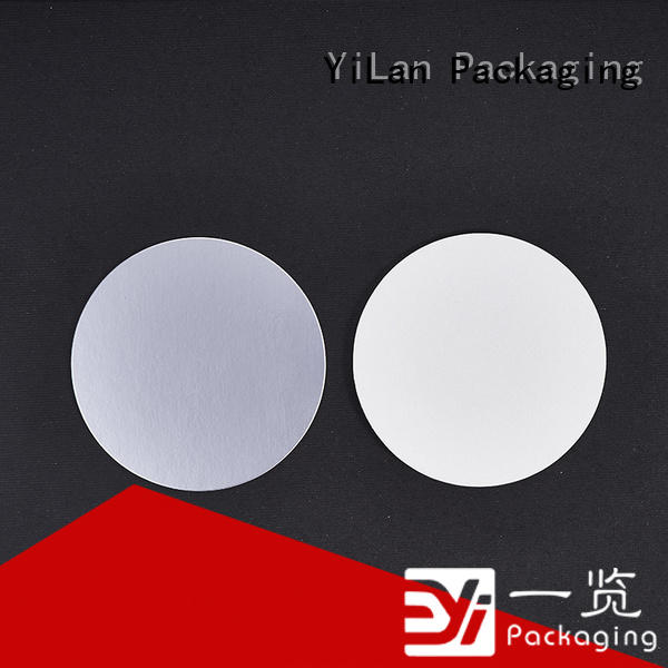 YiLan Packaging Latest seal liner Suppliers for calcium tablet