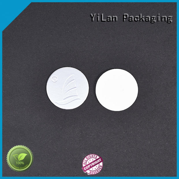 YiLan Packaging unseparated induction seal liners with quality assurance for protection