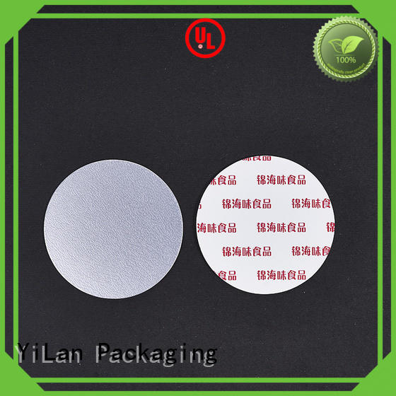 YiLan Packaging exquisite seal liner with quality assurance for calcium tablet