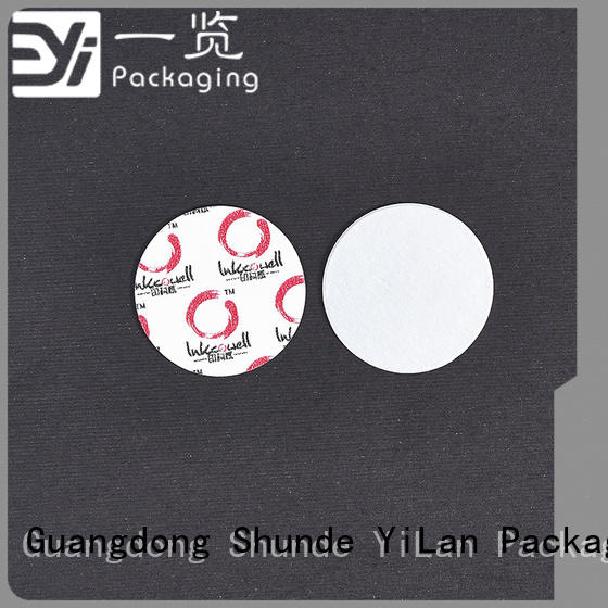 YiLan Packaging no induction liner Suppliers for protection