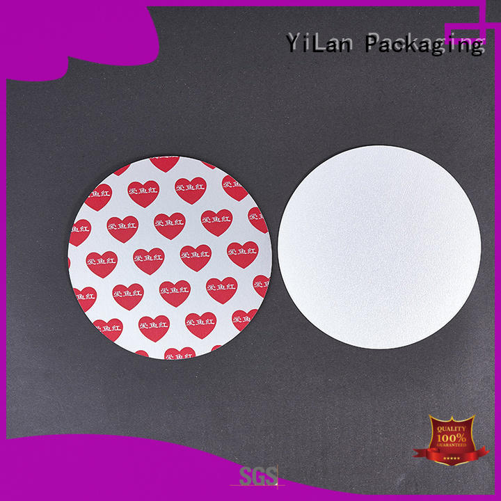 YiLan Packaging adhesive induction liner with quality assurance for protection