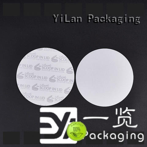 YiLan Packaging online seal liner easy to open for food
