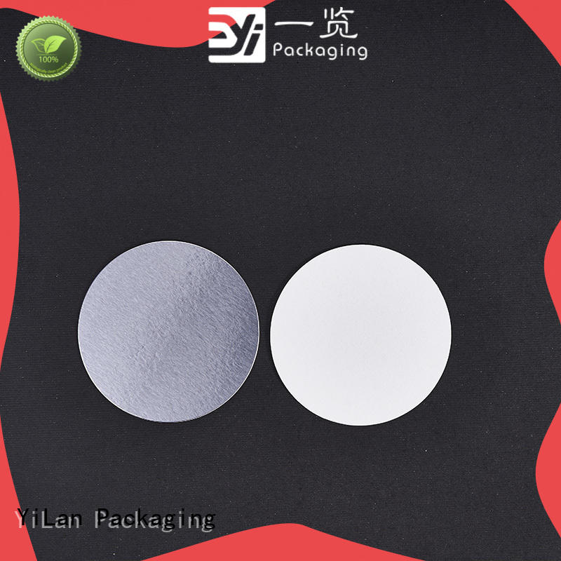 YiLan Packaging reliable induction seal liners with strict quality control system for protection