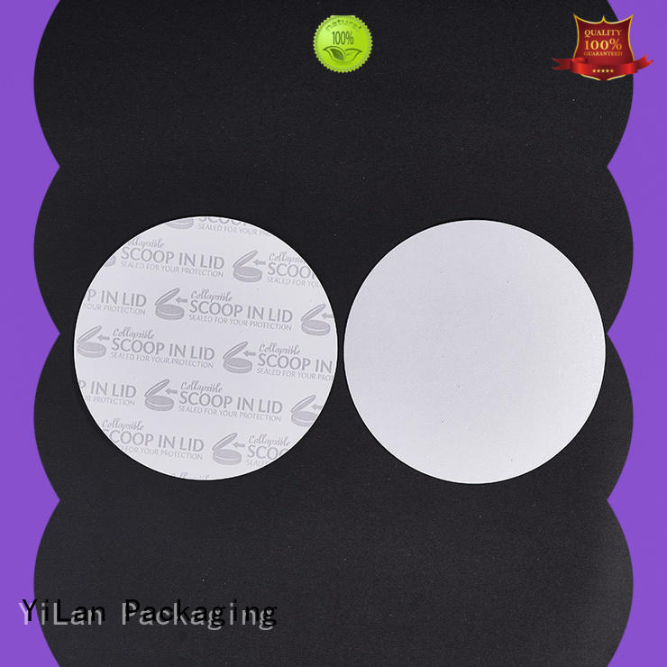 YiLan Packaging reliable seal liner easy to open for food