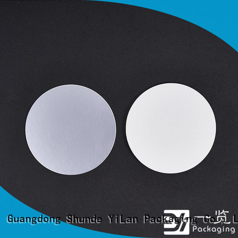 YiLan Packaging Custom induction seal liners factory for calcium tablet