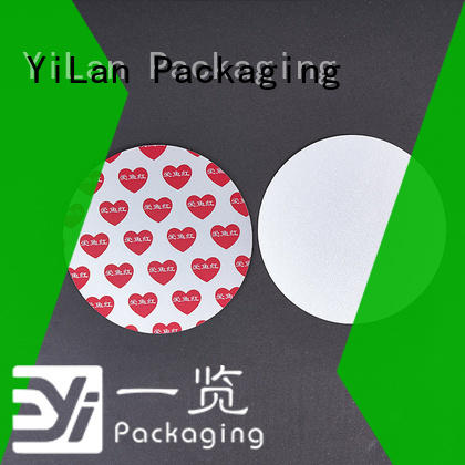 YiLan Packaging Custom induction seal liners Supply for protection